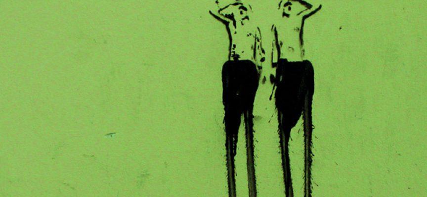 Graffiti Maßstab