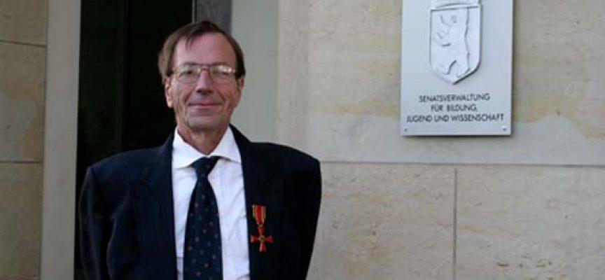 Lehrer Norbert Wilms