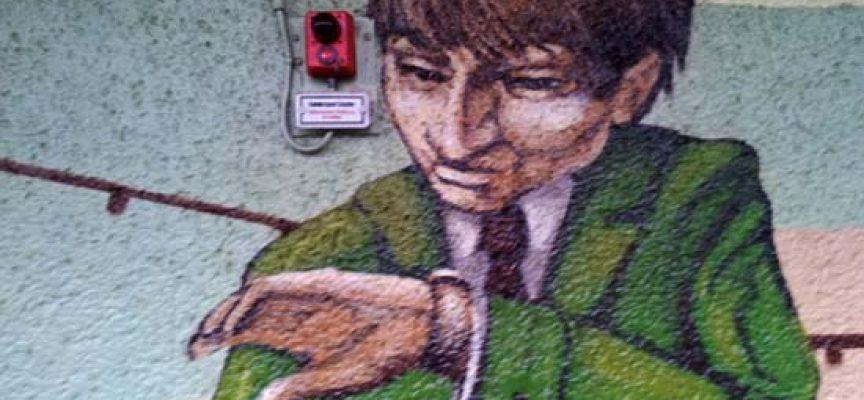 Zeit Graffiti Bildung