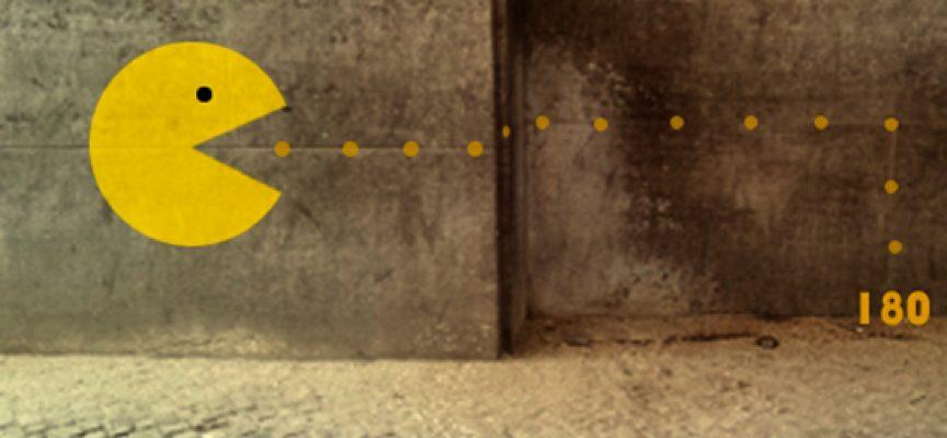 Pac Man - Jagd nach ECTS Punkten