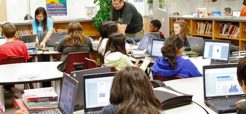 Bildung im digitalen Zeitalter