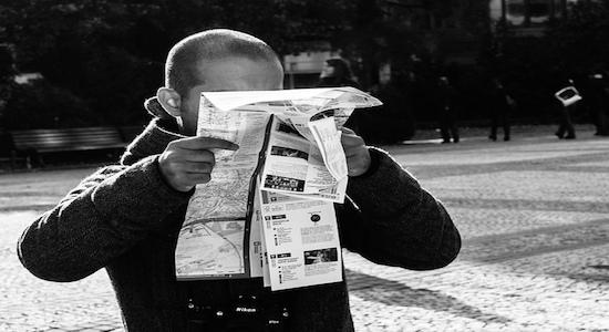 Orientierung? Nicht nur für Studierende! Foto: Georgie Pauwels/Flickr