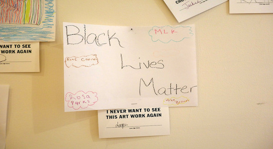 Black Lives Matter - auch in der Bildung. Foto: Nick Normal/Flickr