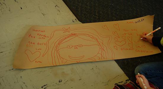 Achtsamkeit malt nicht nur schöne(re) Bilder. Foto: Meriwether Lewis Elementary School/Flickr