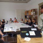Workshopbericht: Journalistische Interviews